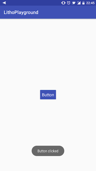 Litho: Creating a custom Button component - Pavlos-Petros
