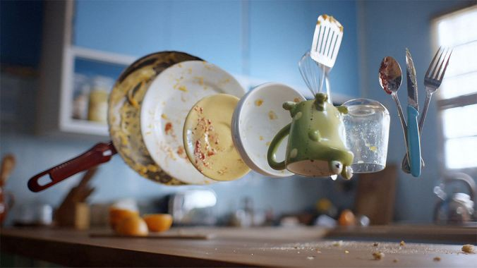 What doing the dishes taught me - Gavin D'souza - Medium