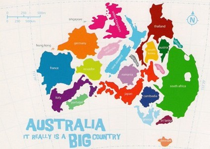Map Of Australia 26th Parallel.About Multiculturalism In Australia Political Arenas Medium