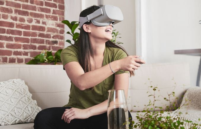 How To Build an App for the Oculus Go From Start To Finish