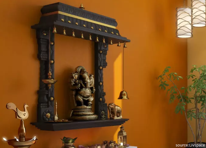 7 Modern Pooja Room Designs For Your Home By Homes247 In Medium