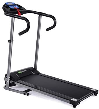 Goplus Folding — Best Treadmill for Apartment
