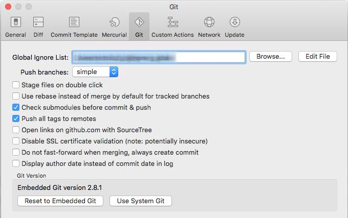 Fix Issues With SourceTree and Git - Robin Schulz