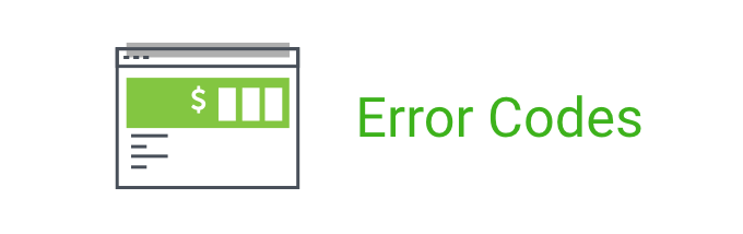 Troubleshooting common Clover REST API error codes - Clover