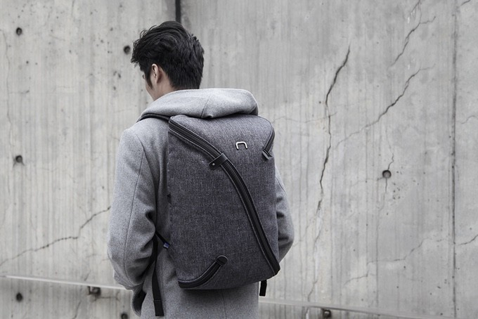 One Week with my UNO II Backpack Made by NIID - Justin