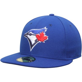 3f581269241e5b Men's Toronto Blue Jays New Era Royal Authentic Collection On-Field 59FIFTY  Game Fitted Hat