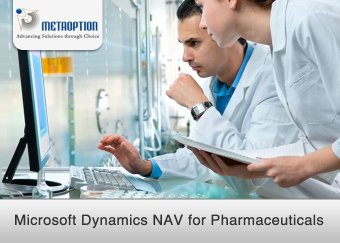 Microsoft Dynamics NAV Track and Trace for Pharmaceuticals ensures the visibility of drugs along with the supply chain.