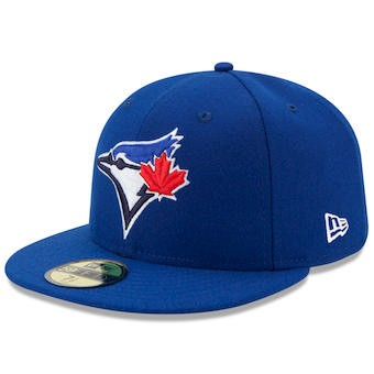 size 40 55e5d 234a3 Men s Toronto Blue Jays New Era Royal Authentic Collection On Field 59FIFTY  Fitted Hat. The original.