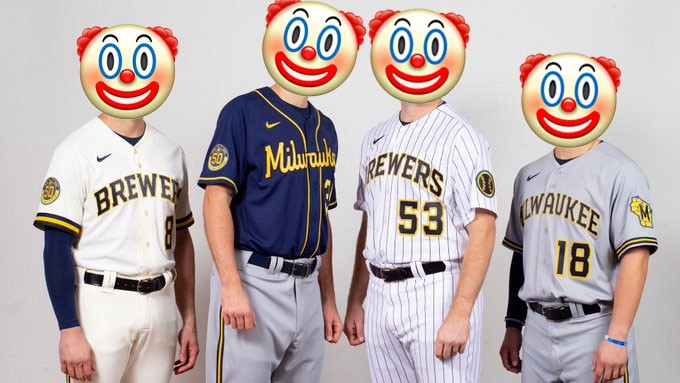 Brewers Home Opener 2020.5 Step Process To Admitting To Yourself That You Like The