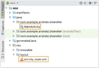 Developing Android Apps with Kotlin Udacity Course (Dice