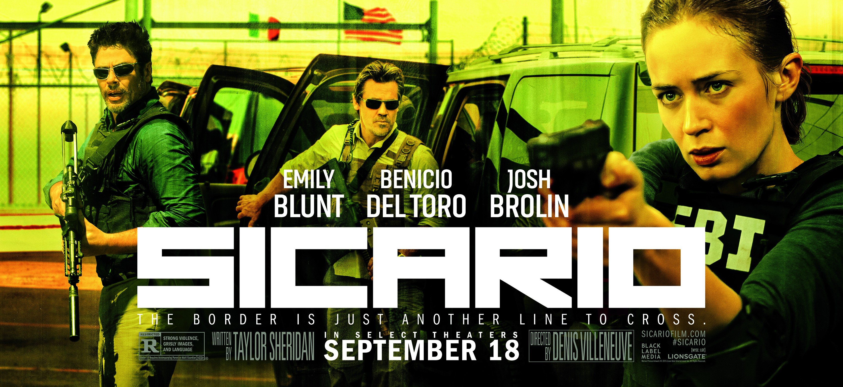 Sicario (2015) Review - Matt Calamia - Medium