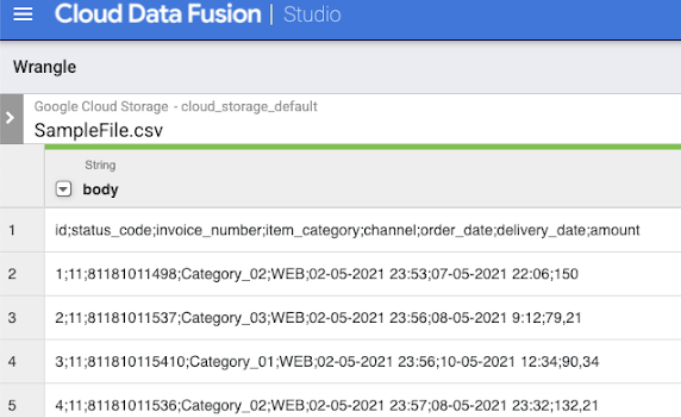 umair-akbar-0*cwpHbKi2 wdWZV55 - End-to-end automated Analytics workload using Cloud Functions — Data Fusion — BigQuery and Data Studio