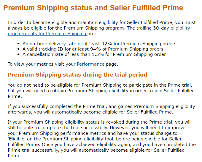 Amazon Seller Fulfilled Prime (Amazon SFP): Everything You