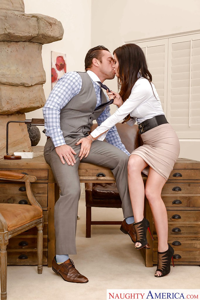 She Became His Personal Secretary and…Whore