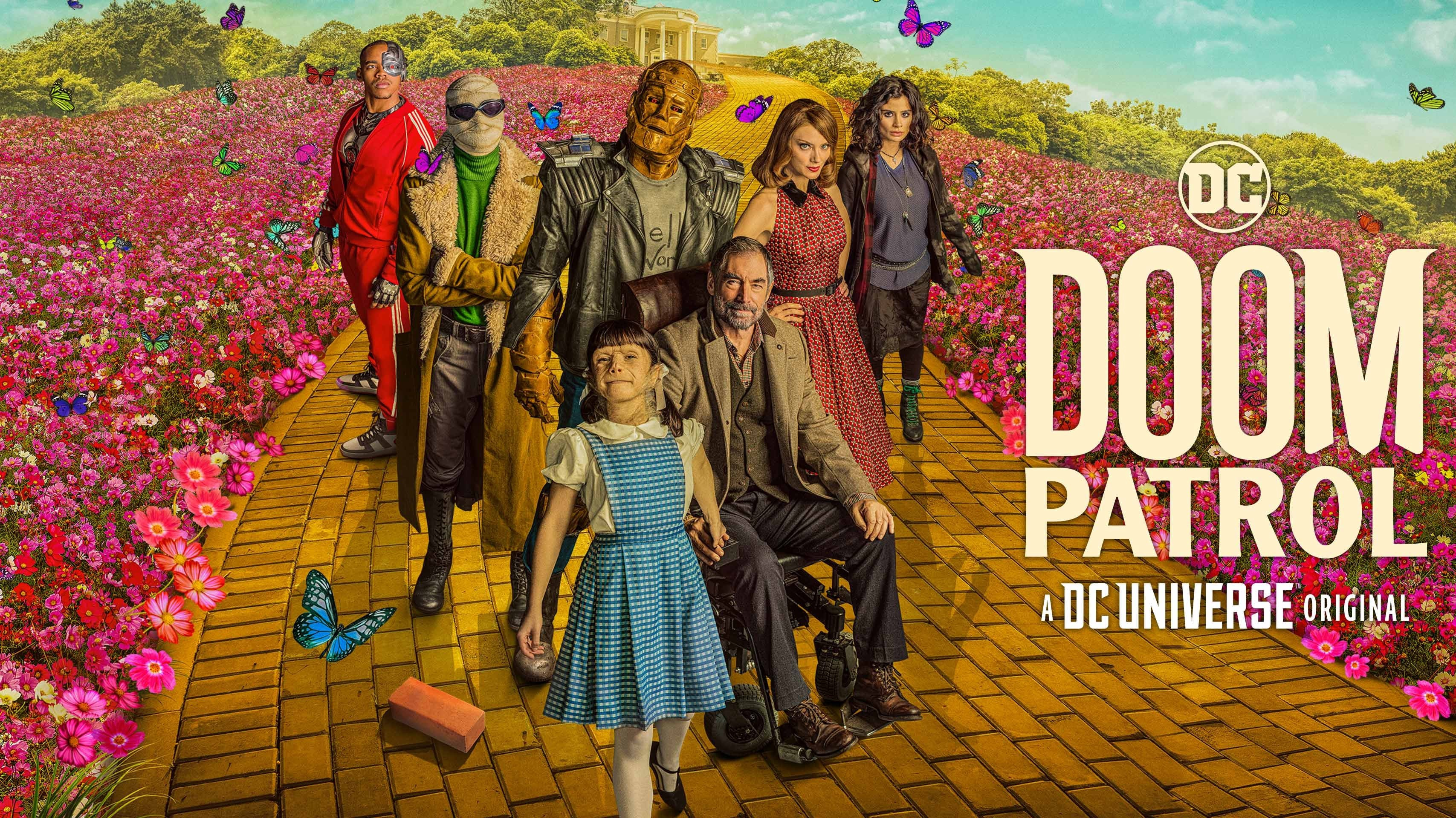 Doom Patrol Season 2 Episode 1 Fun Size Patrol Full Episodes By Search Party S3e1 Jun 2020 Medium