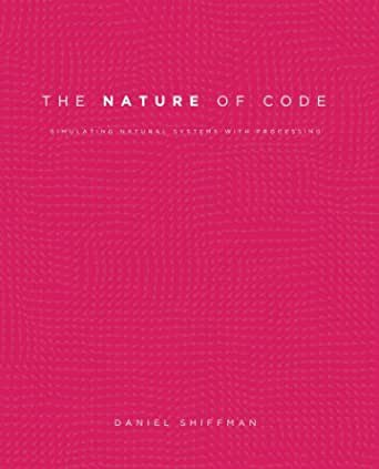 The cover of The Nature of Code