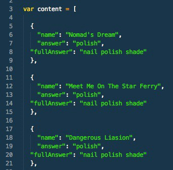 Building a simple quiz with jQuery - Kerry Wall - Medium