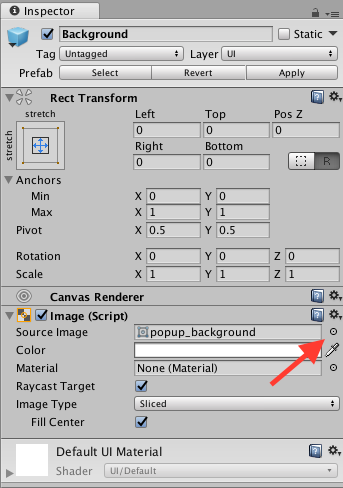 Putting an end to the madness of popup creation in Unity3D