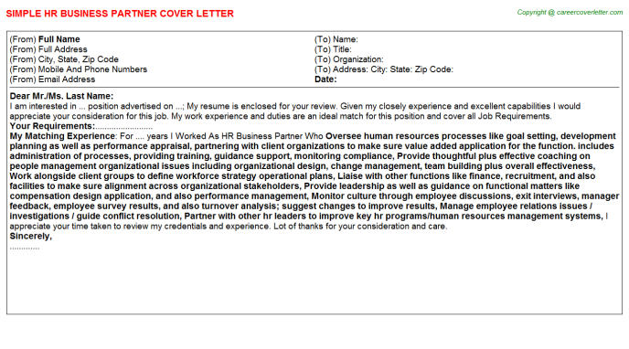 Sample Cover Letter Hr from miro.medium.com