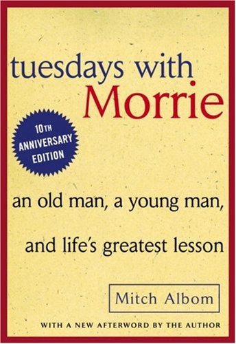 tuesdays with morrie forgiveness quotes