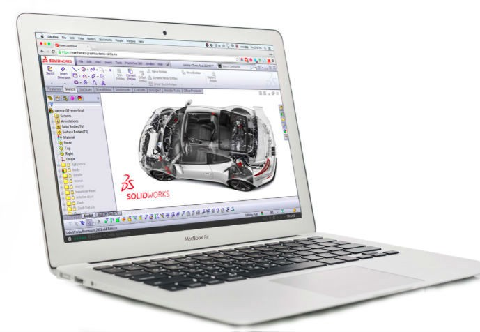 Work from Anywhere  On Any Device  With SOLIDWORKS + Frame