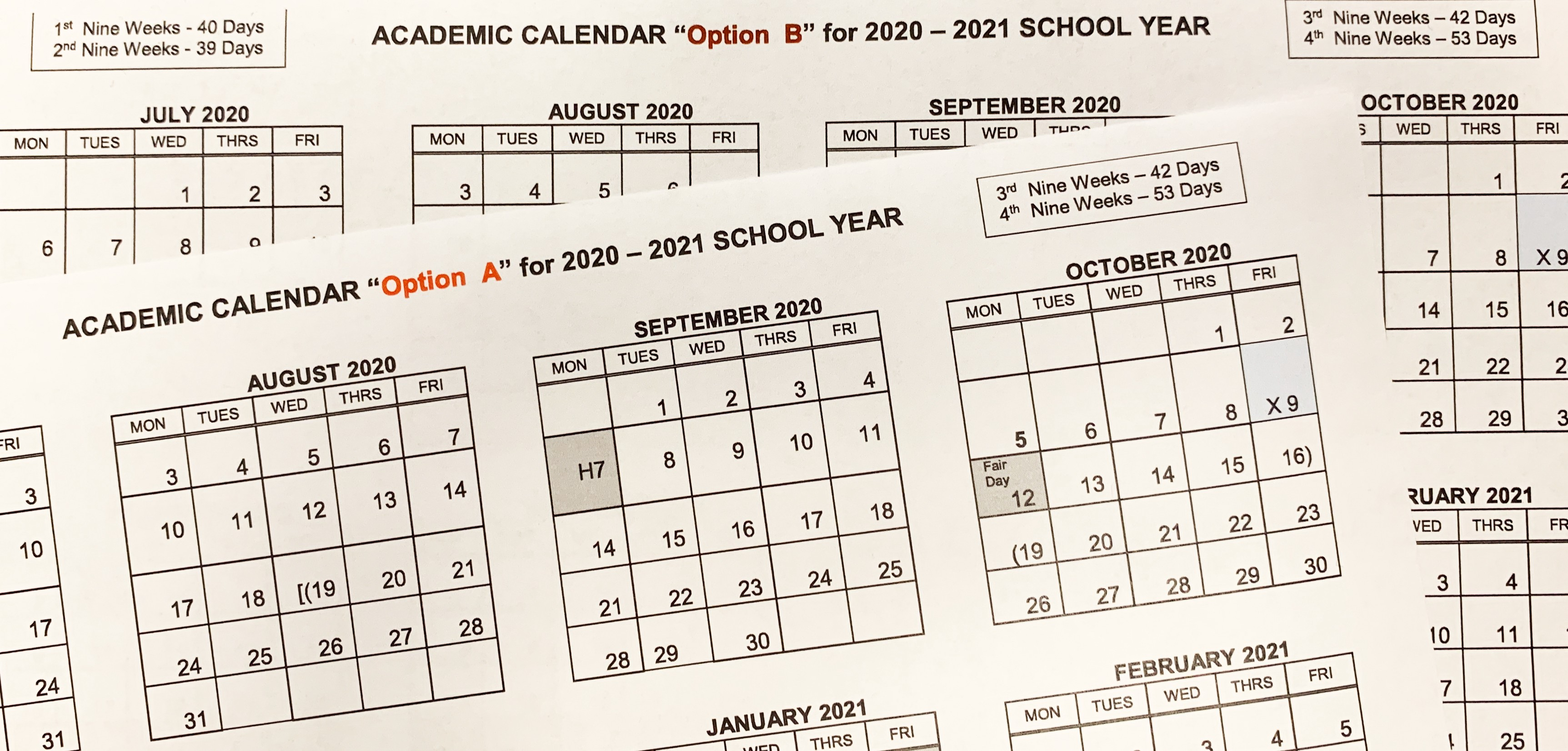 Risd Calendar 2021 2020–2021 Student Academic Calendar Options | by RISD News