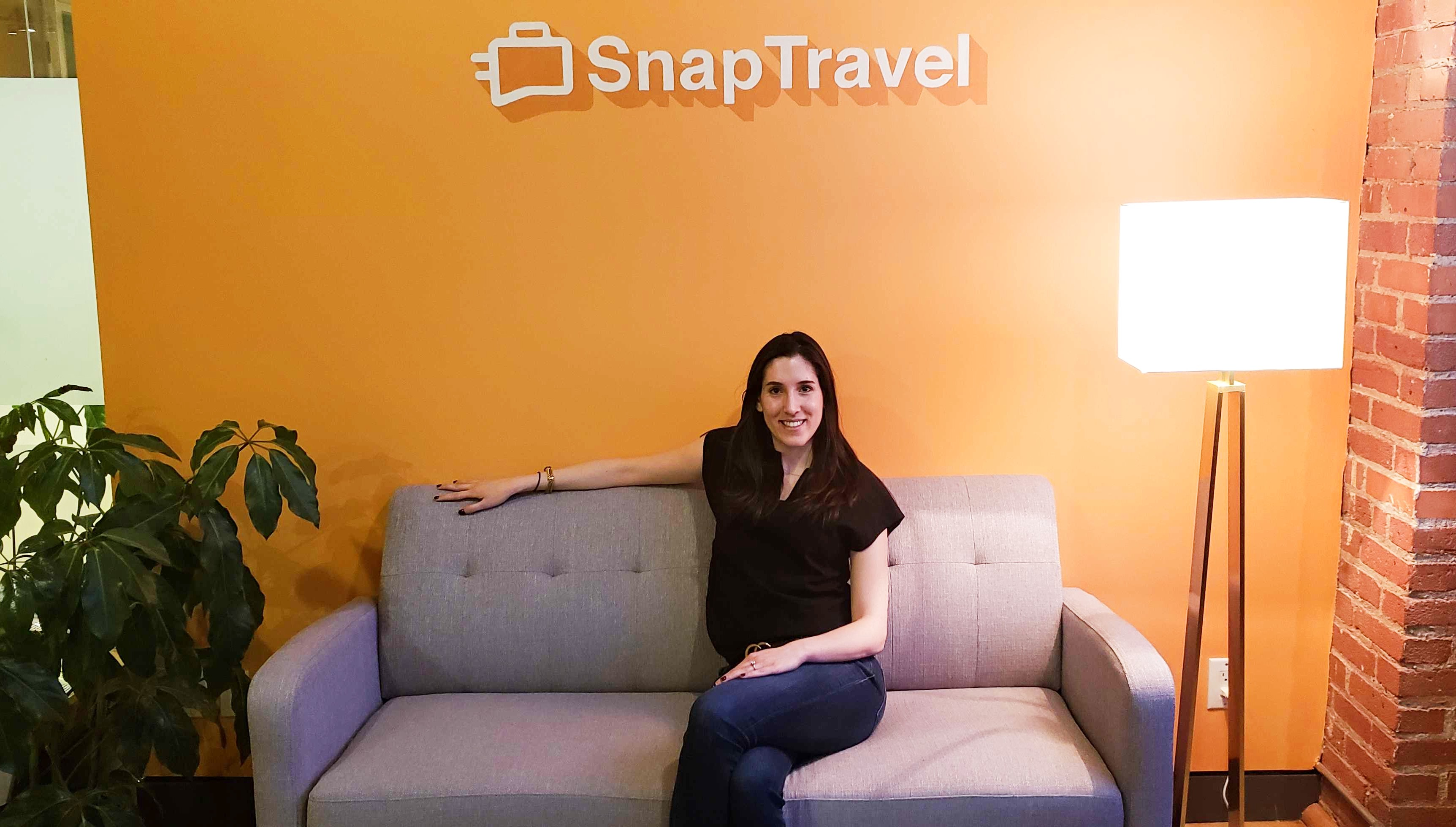 My first week at SnapTravel. After working in management consulting…  by Ally Maringola