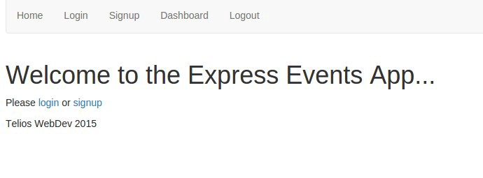How to create reusable modules in Express 4 x by using