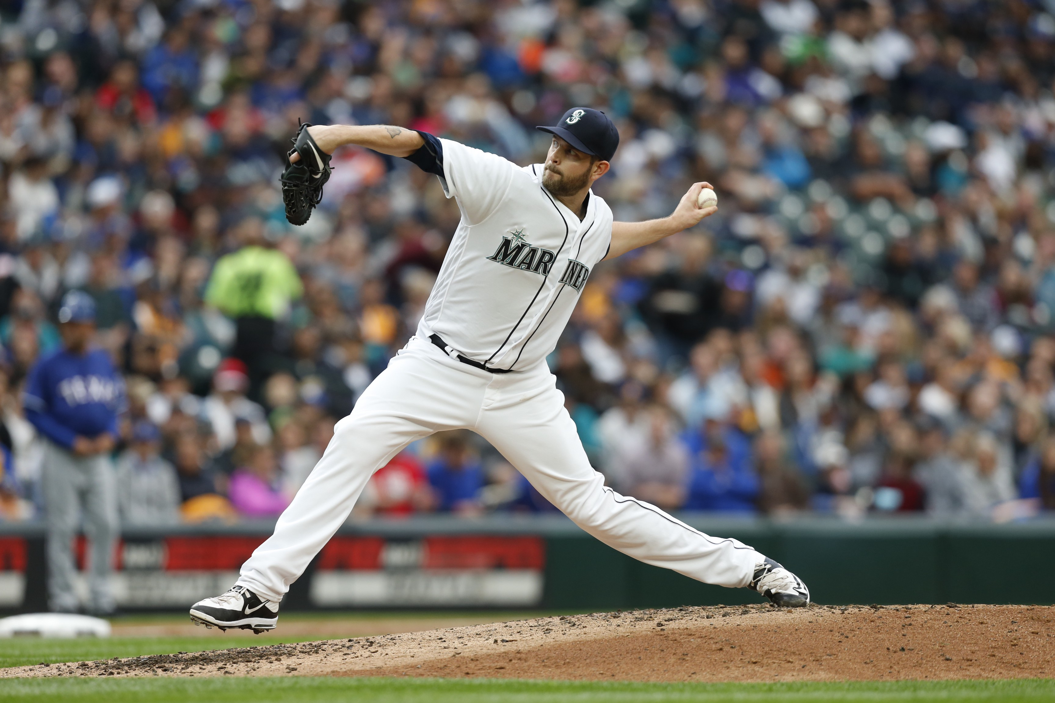 Mariners sign LHP James Paxton to Major League contract | by ...