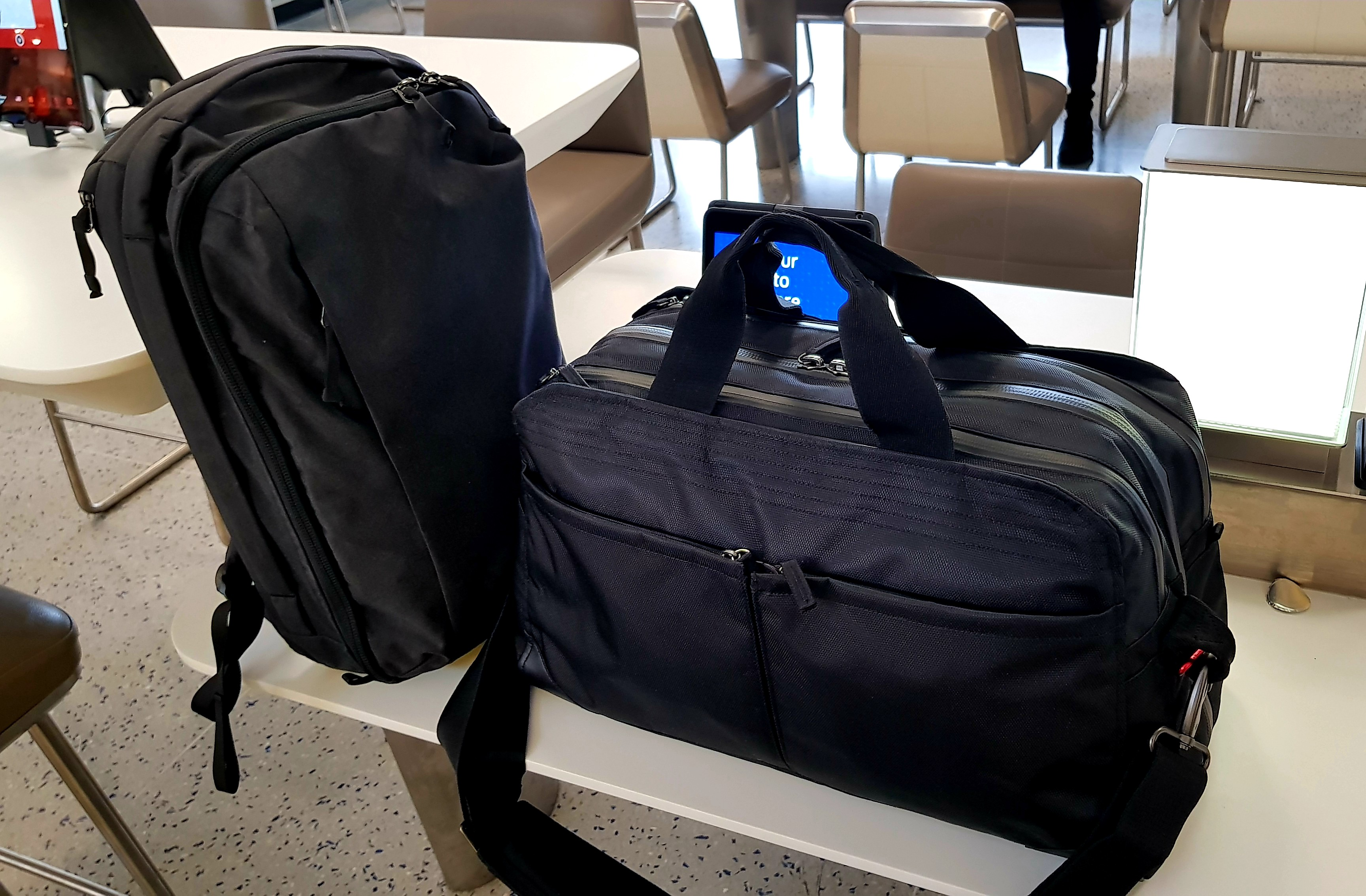 Pakt One Review Carry On Travel Duffel Bag Pangolins