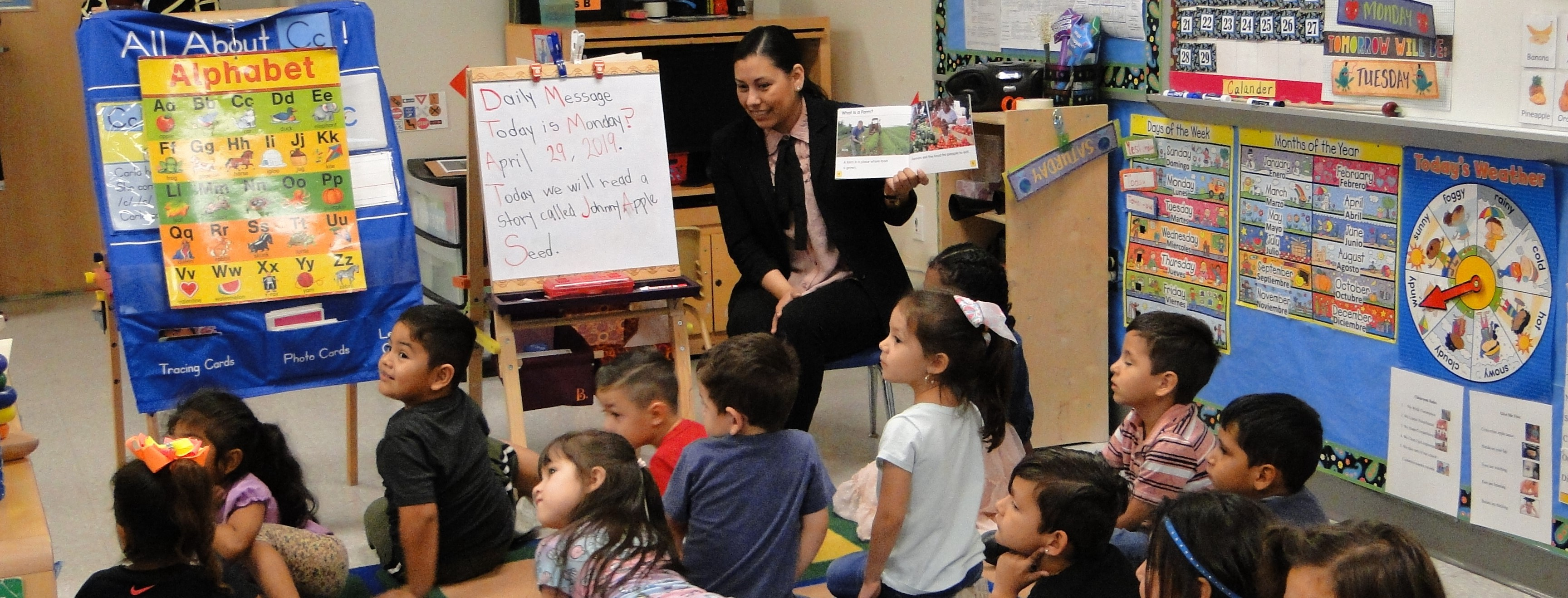 Seeking Equity in Early Childhood Education