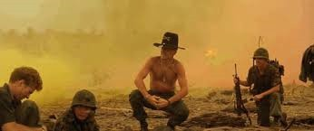 I love the smell of napalm in the morning—SURF'S UP!
