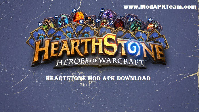 Hearthstone Mod APK — Unlimited Gold and Arcane Dust {Latest