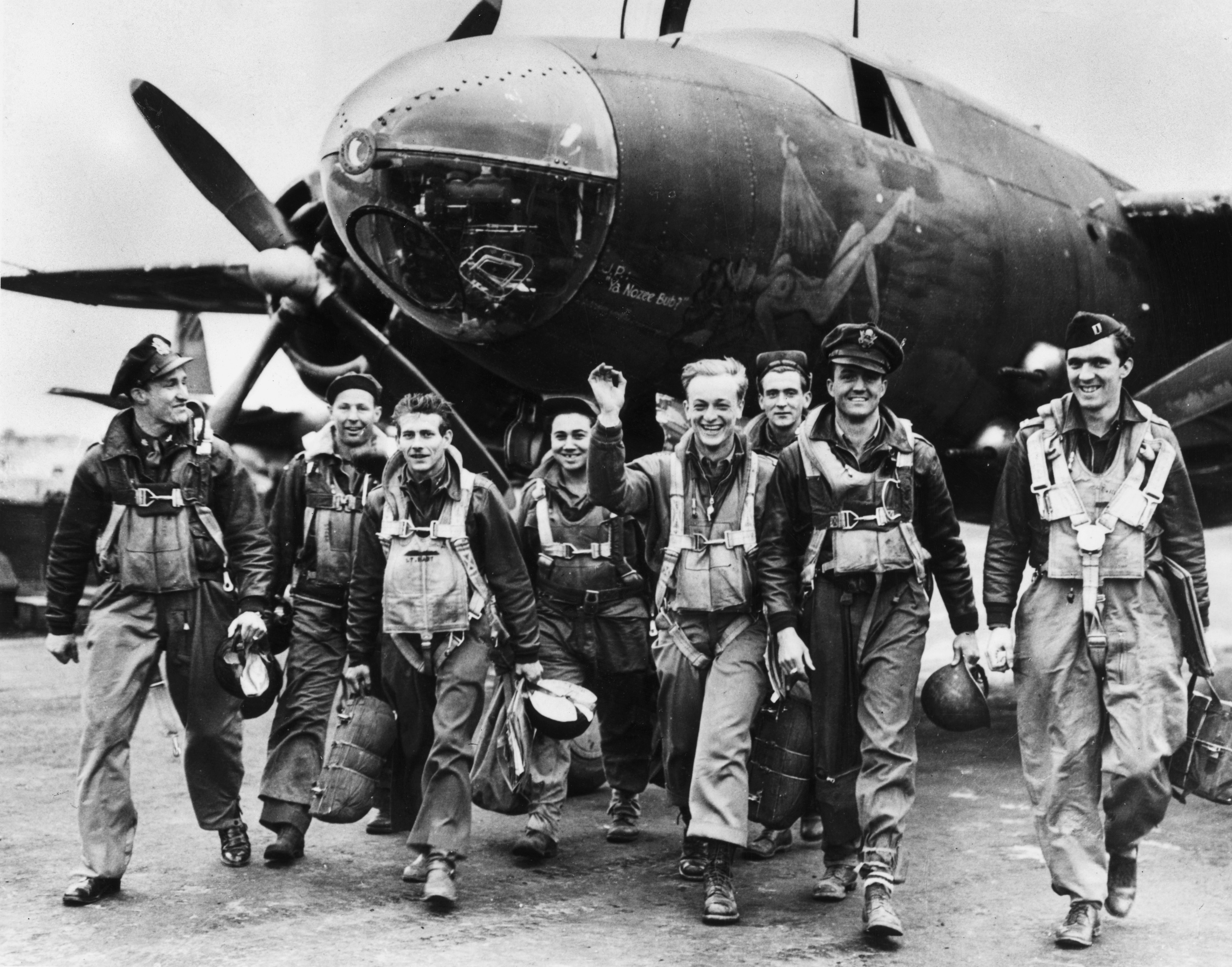 It's amazing just how many Americans served in World War II