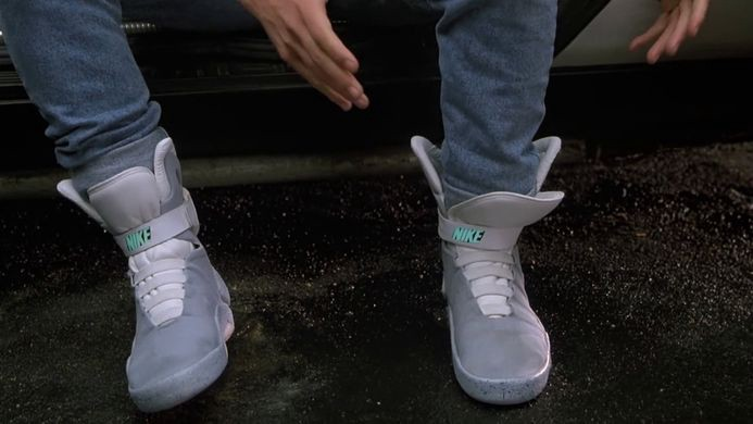 Nike Air Mag — Back to the Future Maël Le Couedic Medium