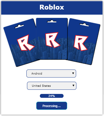 Robux Card Codes For Free - Working Gift Card Generator Online