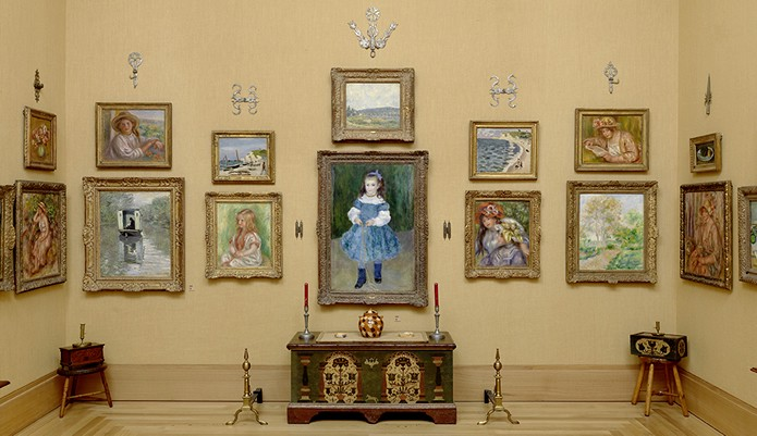 Rethinking the museum collection online  - Barnes Foundation