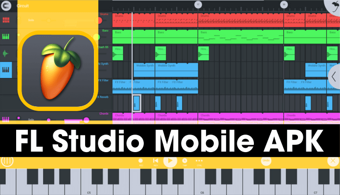Fl Studio Mobile Apk Download For Android By Catmouse Apk Medium