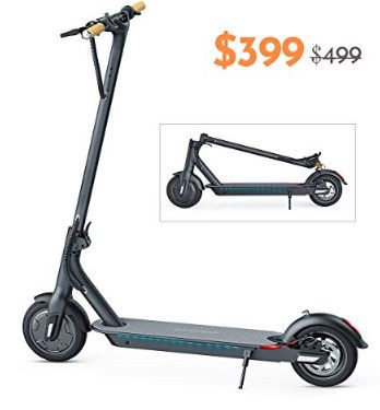 TOMOLOO Electric Scooter (Best Electric Scooters for Adults)