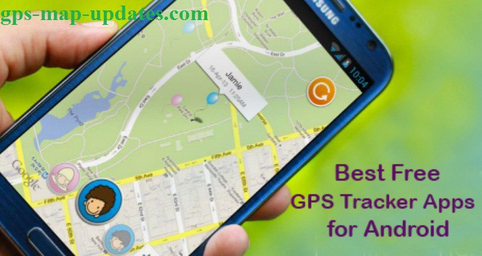 free gps tracking app for android