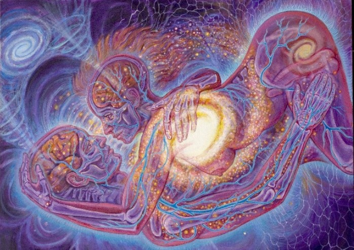 Twin flames make love when Signs Your
