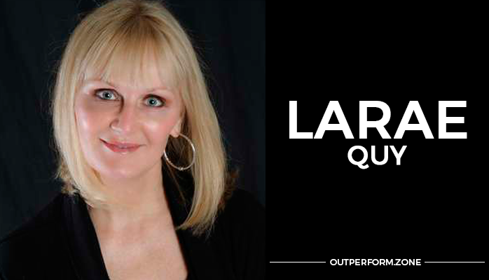 LaRae Quy — Mental Toughness Secrets From a Former FBI Agent