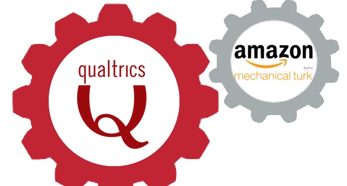 Integrating a Qualtrics Survey with Amazon Mechanical Turk
