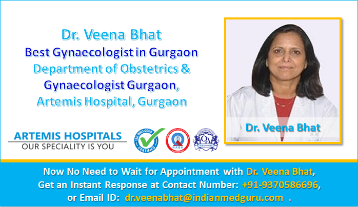 Dr  Veena Bhat Most Renowned Gynecologist and Obstetrician