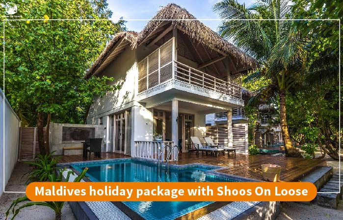 Shoes On Loose Maldives Holiday Package With Shoes On Loose