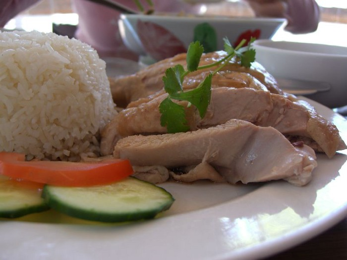 Hainanese Chicken Rice | http://www.flickr.com/photos/avlxyz/306309515/