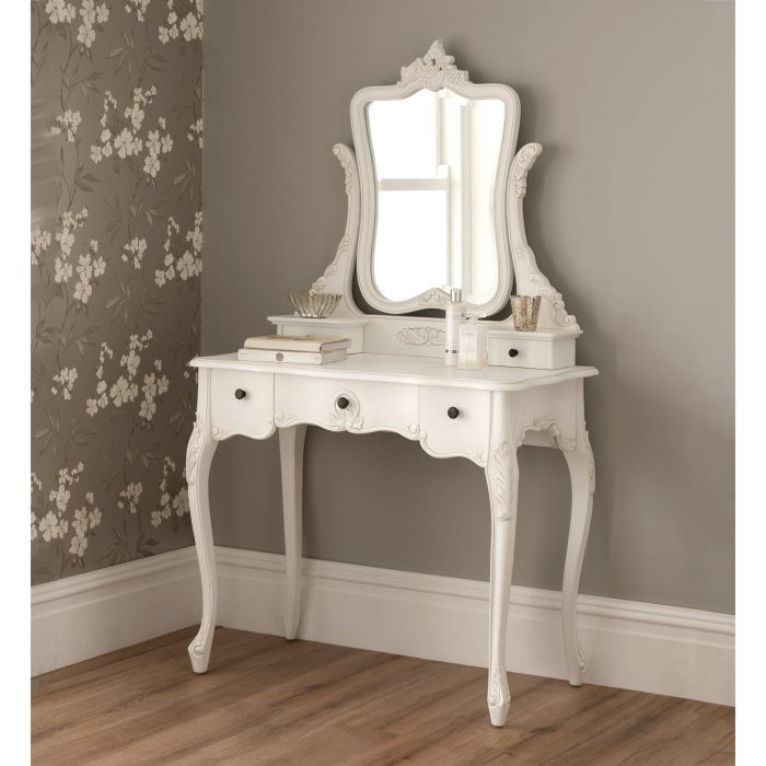Place A Dressing Table In Your Bedroom
