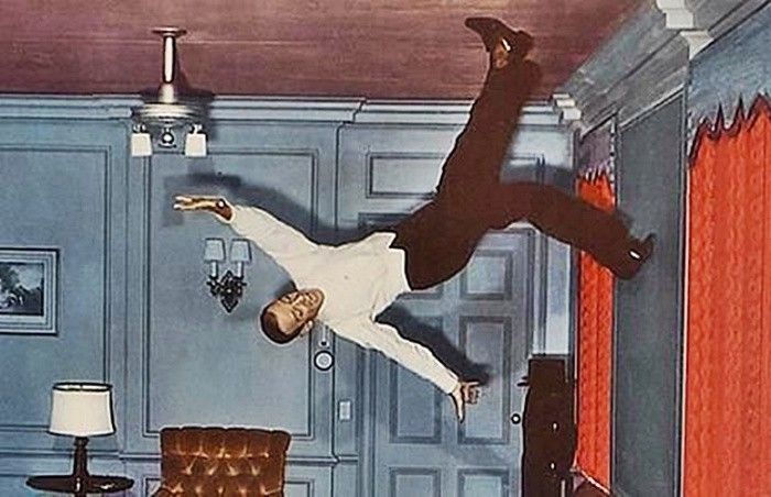 """Royal Wedding"""" and Fred Astaire's Famous Ceiling Dance"""