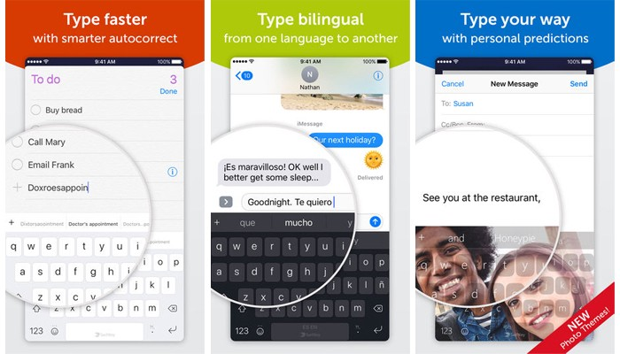 The Best iPhone Keyboard Apps To Fix The Typing Errors