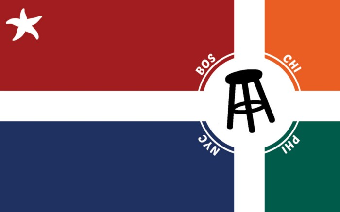 shameless: my submissions for the recent bArstool sports flag competition